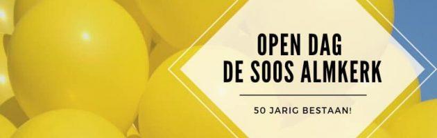 """Open dag SJWA """"De Soos"""""""